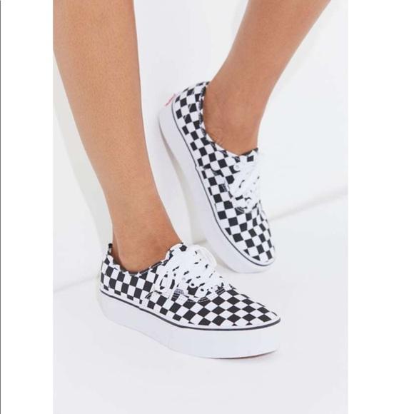 Vans Shoes | Vans Authentic Platform 2